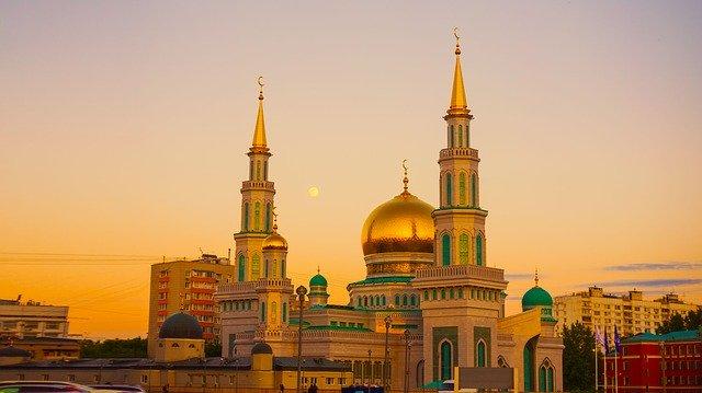 Pengharum Karpet Masjid Menyegarkan