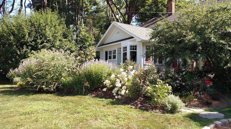 Contoh Desain Taman Rumah Minimalis